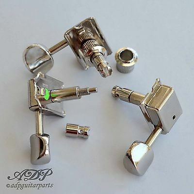 MECANIQUES BLOCABLES GOTOH SD91-05M-L MG MAGNUM TOPLOCKING 6L lock tuners NICKEL
