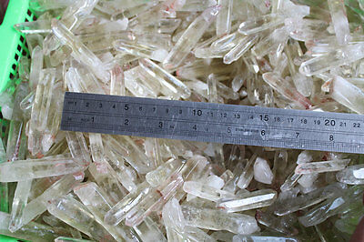 2.2LB Citrine Quartz Crystal Point Polished Healing From Natural Raw Rough Stone