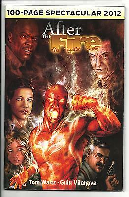 After The Fire # 1 (Idw One-Shot, 100 Page Spectacular, July 2012), Nm