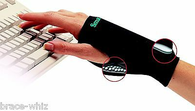 IMAK SMARTGLOVE Smart Glove Wrist Brace Support for Carpal Tunnel Syndrome CTS
