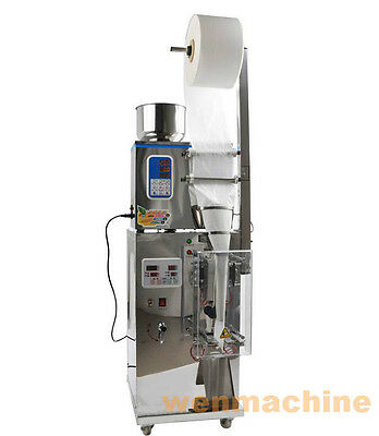 2-100g Automatic Weighing And Packing Filling Machine for tea powder grain