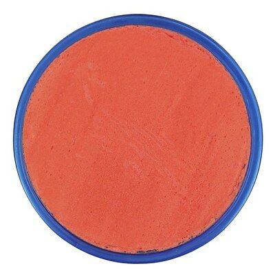 Snazaroo Face and Body Paint 18ml Individual Color Classic Orange 1