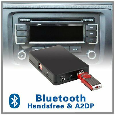 Kit mains libres Bluetooth USB MP3 adaptateur -VW RCD 200 210 300 310 500 MFD2