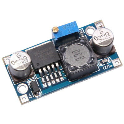 LM2596 DC Buck Step-Down Adjustable 3V-35V Power Supply Voltage Regulator Module