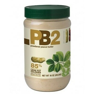 PB2 Powdered Peanut Butter 453.6 g, Low Calories, Low Fat