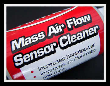 Mass Air Flow Meter MAF cleaner -  new - for ALL CARS