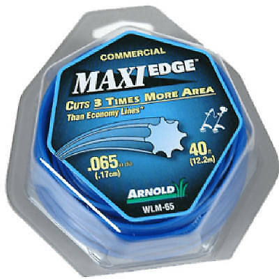 ARNOLD 40-Ft. 0.065 Maxi Edge Trimmer Line