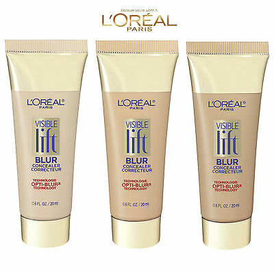 L'oreal Visible Lift Blur Concealer- Choose Your Shade