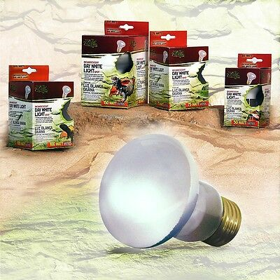 Zilla Incandescent Day White Light Spot Bulb  Free Shipping