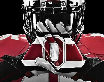 OHIO STATE BUCKEYES Poster A [Various Sizes]