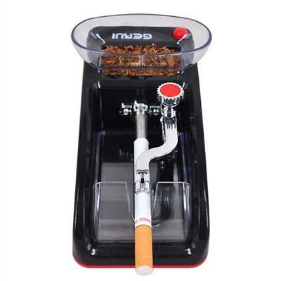 DIY Electric Automatic Cigarette Rolling Machine Tobacco Injector Make Roller FT