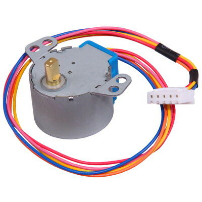 Gear Stepper Motor DC 5V Step Motor 28BYJ-48-5V 4-Phase Reduction Arduino Module
