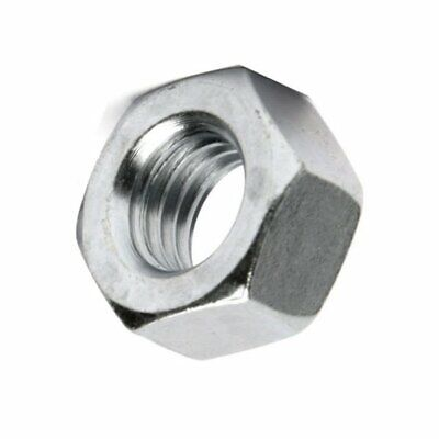 M6 Hex Nut - Bright Zinc Plated (BZP)DIN934