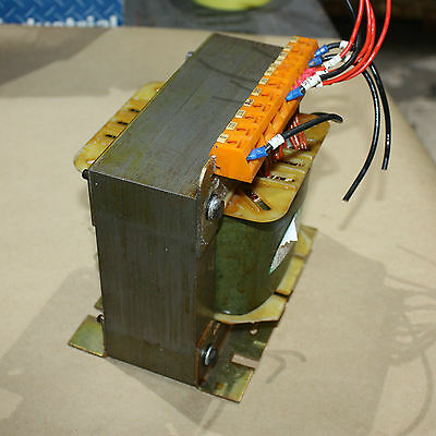 Multi Tap Primary Secondary Transformer