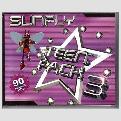 Sunfly Karaoke CDG CD+G Teen Pack 3, 6 Disc Set