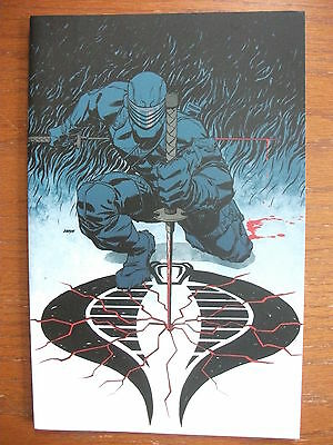 Gi Joe # 3 (First Printing, Variant Incentive Cover R1 - Mar 2009), Nm/m