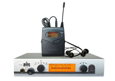 EW300 IEM G3 Stage Professional UHF Wireless In-Ear Monitor System 130 meters