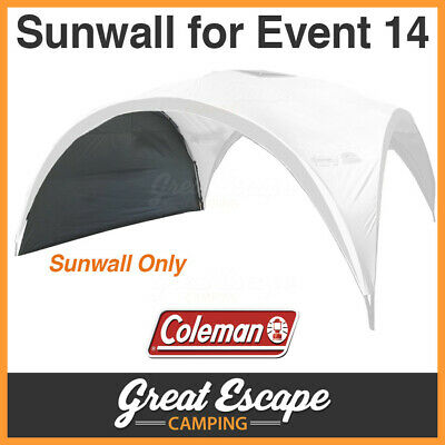 Coleman Event 14 Sun Wall Standard And Deluxe (Side Wall Only)