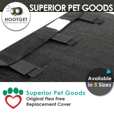 Superior Pet Goods - Original Flea Free Dog Bed Replacement Cover - XS,S,M,L,XL