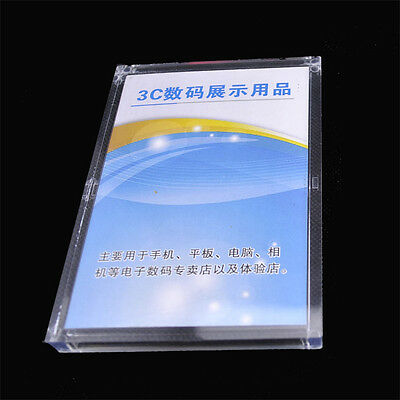 10pcs 5inch Retail Shop Supermarket Store Price Holder Label Tag Display Stand