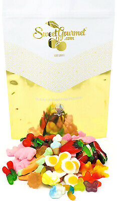 """SweetGourmet """" A Day At The Farm"""" Gummi Candy - 5Lb FREE SHIPPING"""