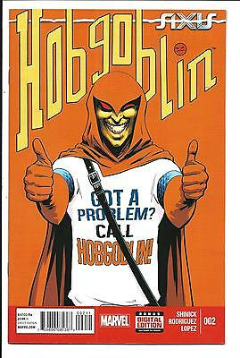 Axis: Hobgoblin # 2 (Marvel Comics, Jan 2015), Nm New