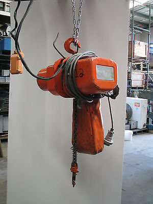 Electric Chain Hoist Lift Crane - Nitchi 1000kg