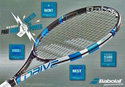 Babolat Pure Drive Tennis Racket - CLEARANCE