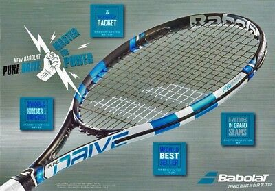 Babolat Pure Drive Team Tennis Racket - CLEARANCE