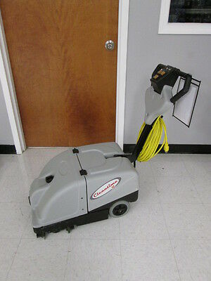 IPC Eagle Cleantime 12 Floor Autoscrubber w/ New Accessories