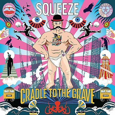 Squeeze Cradle To The Grave Cd 2015