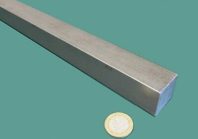 "Square 1018 Steel Bar, 1 1/4"" Thick x 1 1/4"" Wide x 36"" Length"