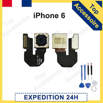 Iphone 6 Original Module Camera Appareil Photo Arriere + Outils