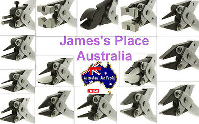 Parallel Pliers - Your choice of Jaw Styles & Sizes !