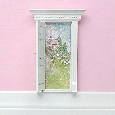 Tooth Fairy Door and Fairy Dust Gift Set White