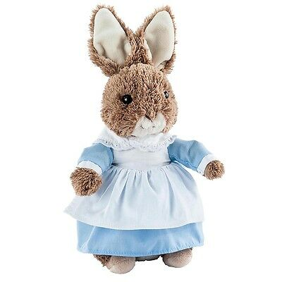 "NEW OFFICIAL GUND Beatrix Potter Mrs Rabbit Large 12"" Plush Soft Toy A26426"