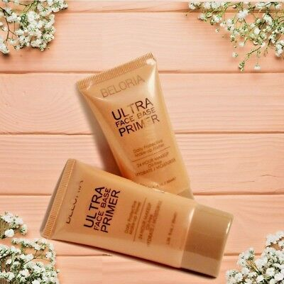 Smooth Face Base Primer For Flawless Finish 30ml Foundation Base Make Up (NEW)