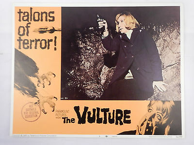 THE VULTURE by Lawrence Huntington Lobby Card Card 3 1966 Paramount Pictures