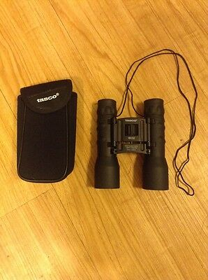 Tasco Essentials 16x32mm Binoculars With Carrying Case.  (Free Shipping)