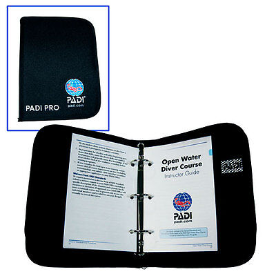 Padi Instructor Manual current version with Binder