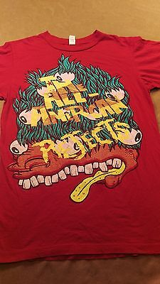 The All American Rejects T Shirt S Red