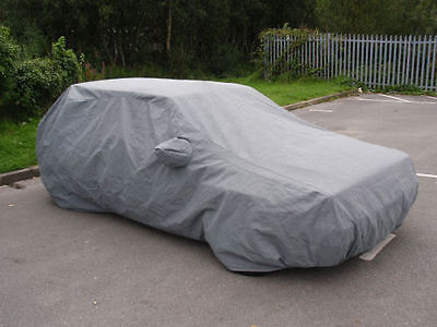 STORMFORCE 4 Layer Car Cover Ford Escort Cabriolet Mk3, Mk4, Mk5, Mk6 (1980-00)