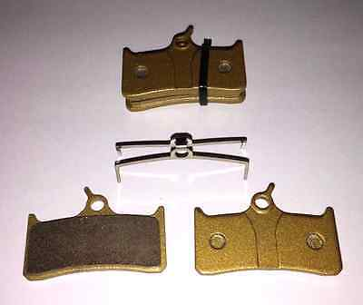 Hope Tech / Mono M4 Sintered Disc Brake Pads - 2 pairs