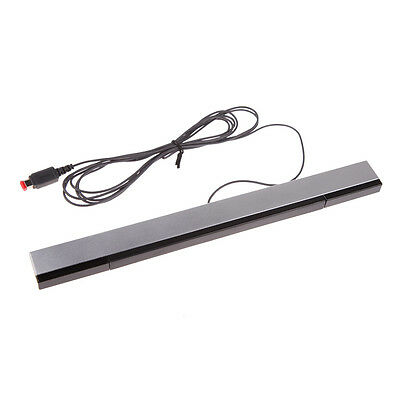 Wired Infrared Ray Sensor Bar Stand Holder For Nintendo Wii U Wii Video Games