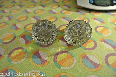 2 Matching Vintage Door Knobs for Restoration or Replacement