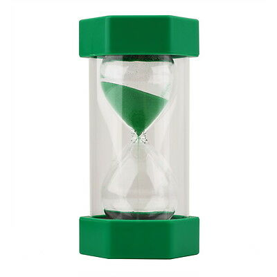 Sand Timer Hourglass Sandglass Egg Timers 10 Minutes Cooking B2