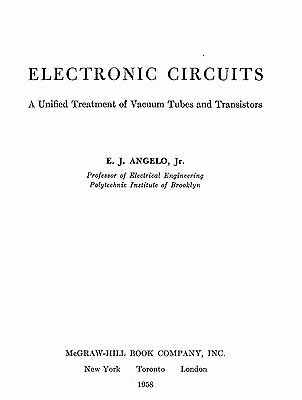 PDF CDROM Electron Tube Circuits by Seely