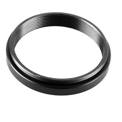 Hot Sell 40.5mm-49mm 40.5 to 49 Metal Step Up Lens Filter Ring Adapter Black