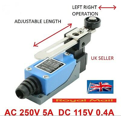 Rotary Adjustable Roller Lever Enclosed Limit Switch  VAT INVOICE #S42