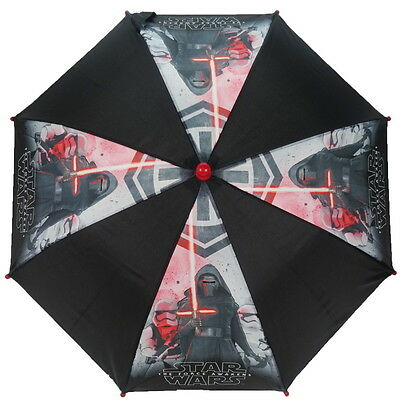 NEW OFFICIAL Star Wars Episode 7 (VII) Boys / Kids Umbrella / Brolly